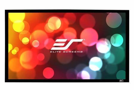 Elite Screens Sable Frame CineGrey 3D ISF