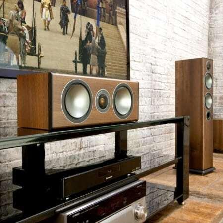 Monitor Audio Bronze Center Szene