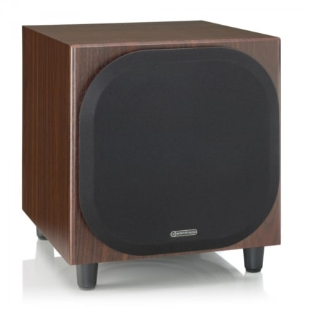 Monitor Audio Bronze W10 mit Blende
