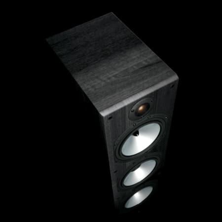 Monitor Audio MR6 schwarz