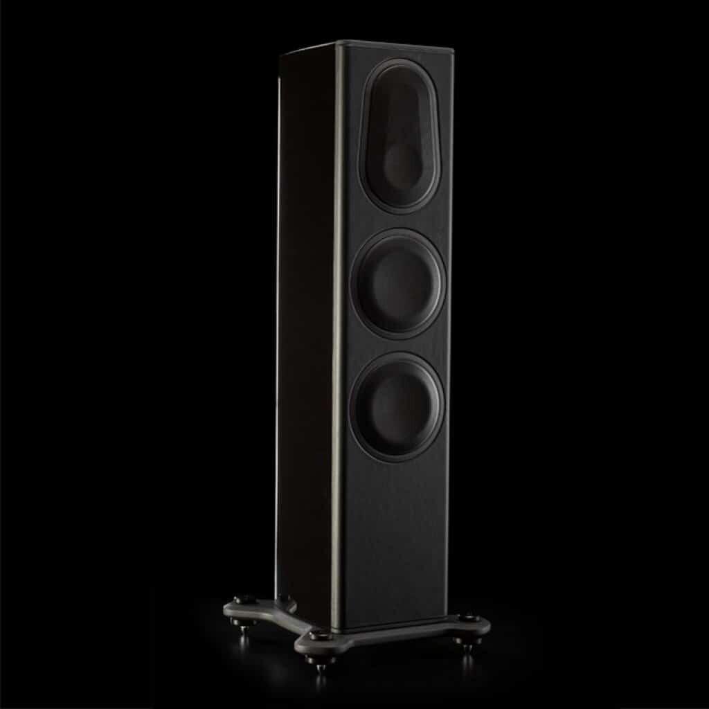 Monitor Audio PL200 II mit Blende