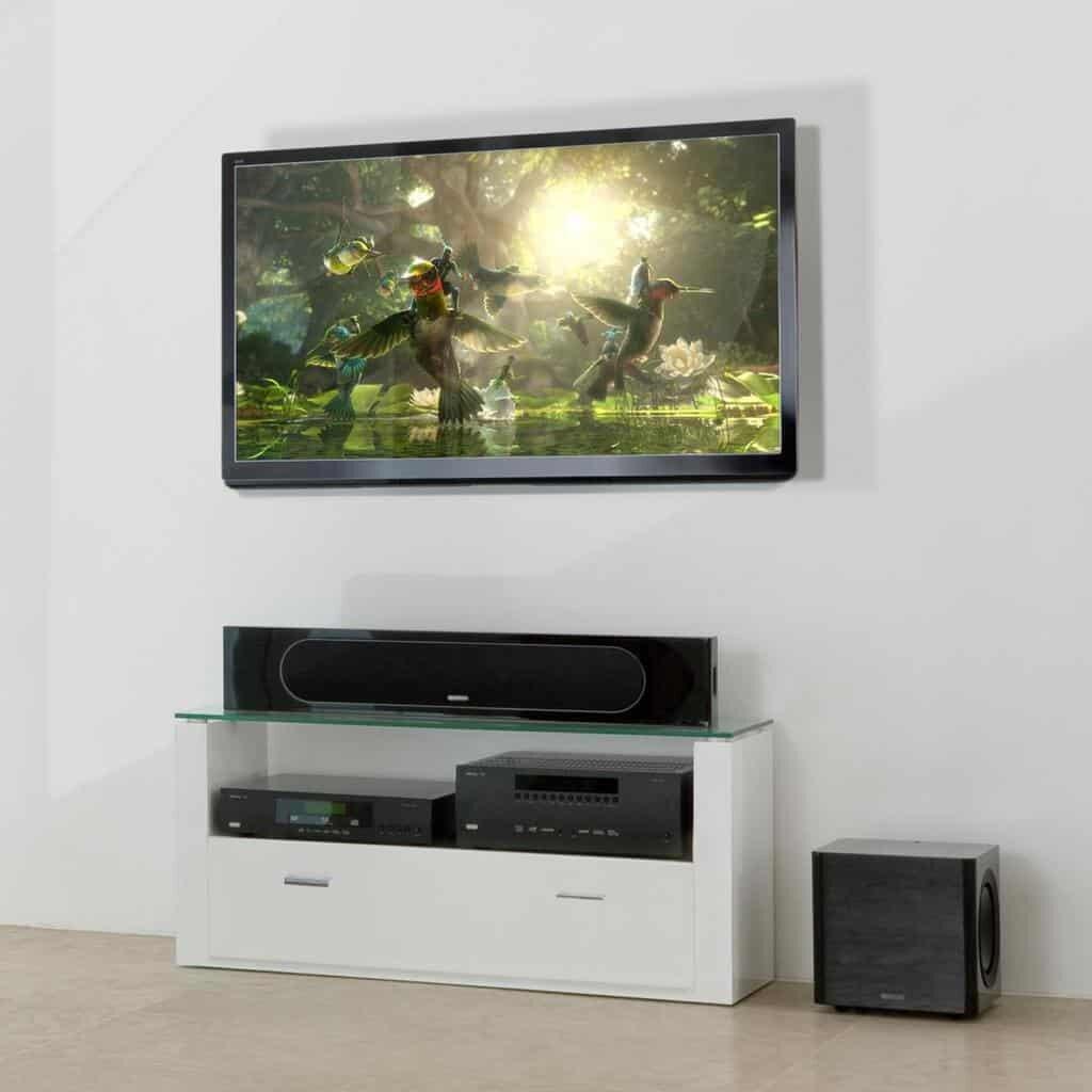 monitor audio radius 380 heimkinopartner. Black Bedroom Furniture Sets. Home Design Ideas