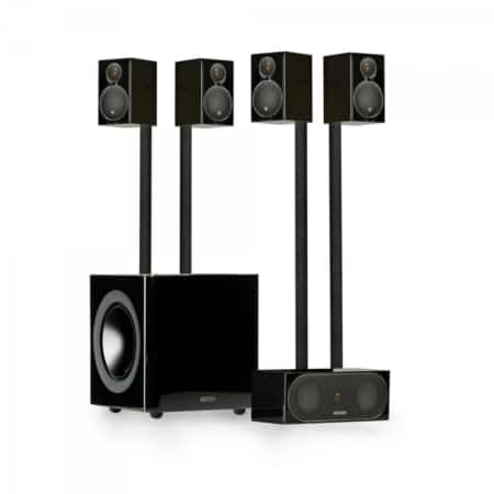 Monitor Audio Radius 390 schwarz
