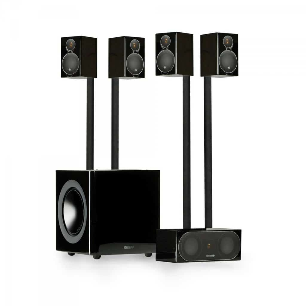 Monitor Audio Radius 390 schwarz