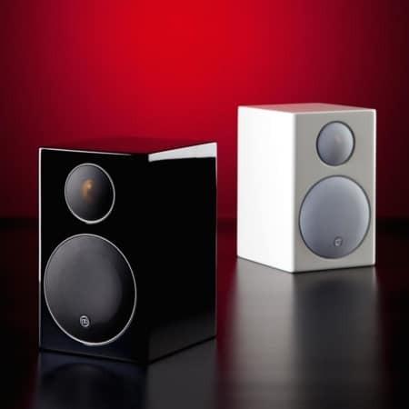 Monitor Audio Radius 90 schwarzweiss