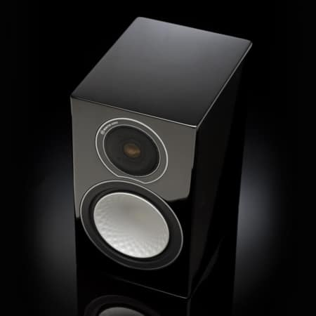 Monitor Audio Silver 1 Schwarz