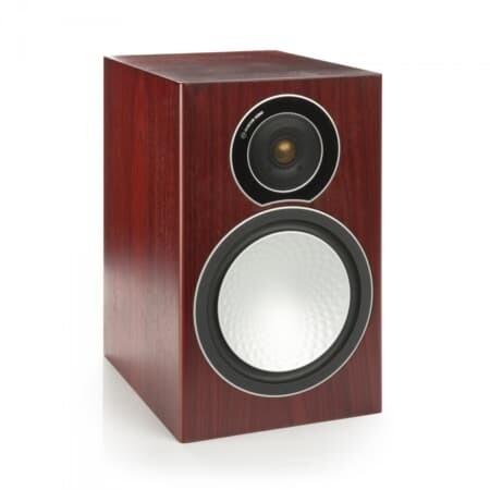 Monitor Audio Silver 2 Rosenholz