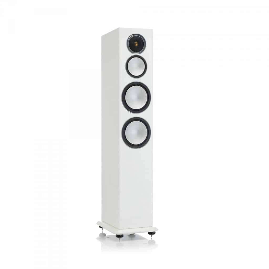 Monitor Audio Silver 8 weiss