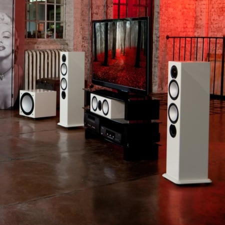 Monitor Audio Silver Centre Szene