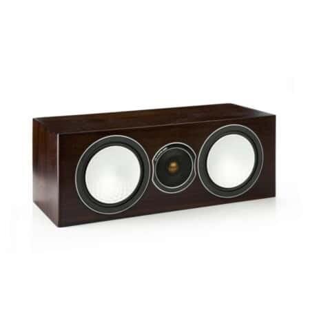Monitor Audio Silver Centre Walnuss
