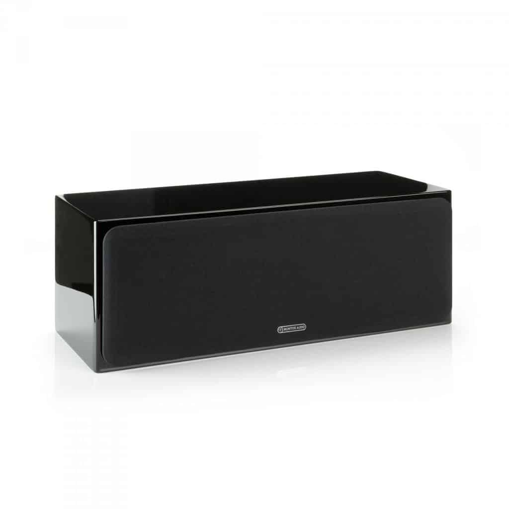 Monitor Audio Silver Centre mit Blende