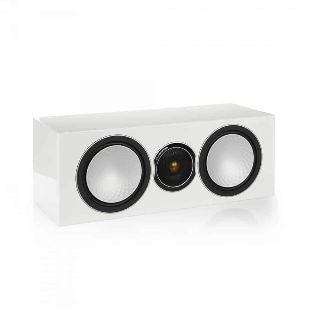 Monitor Audio Silver Centre weiss