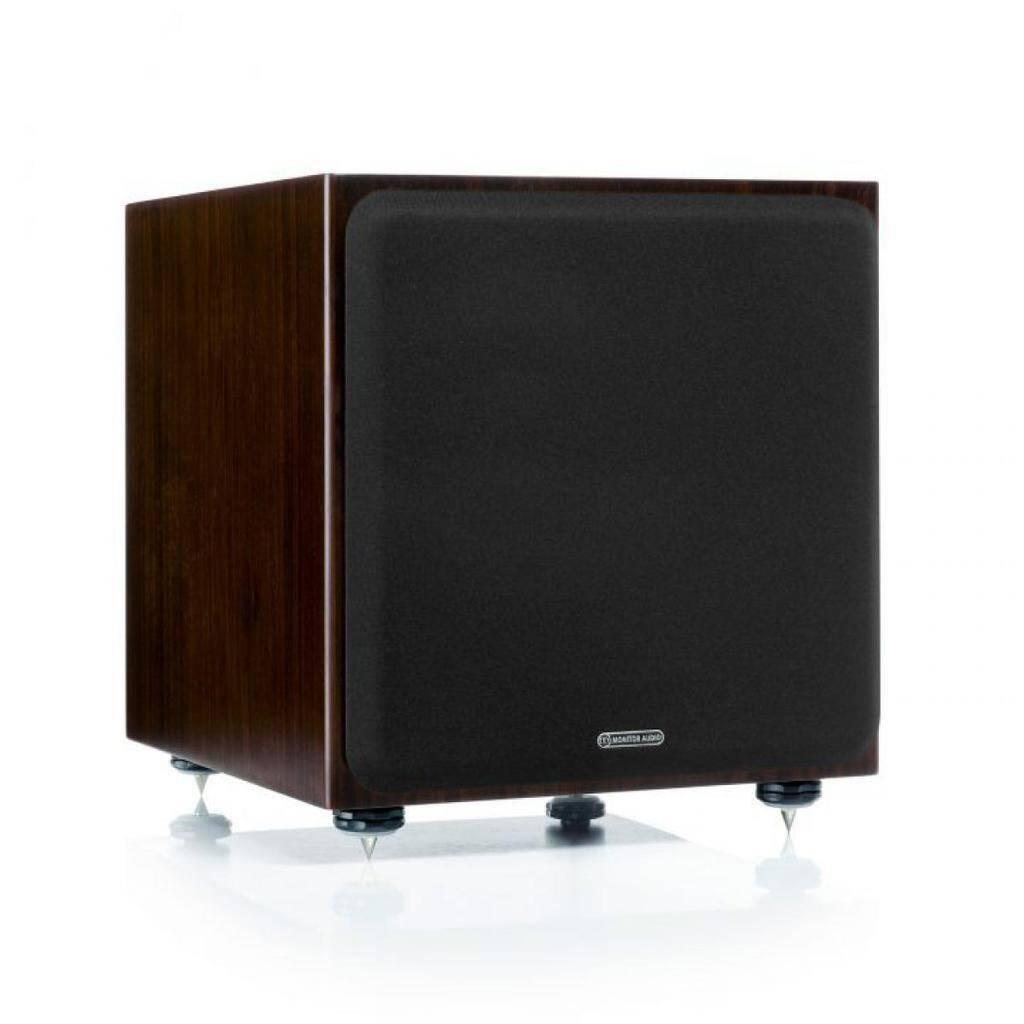 Monitor Audio Silver W12 mit Blende
