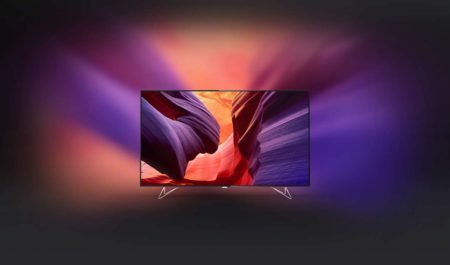 Philips TV 65PUS8901 AmbiLux