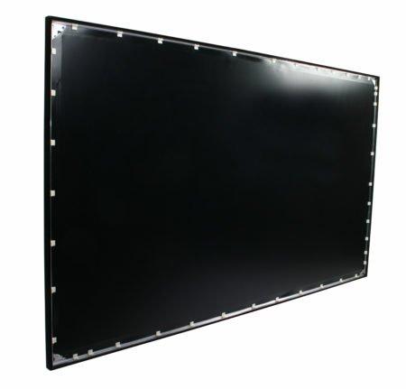 Elite Screens Lunette Curved Rahmenleinwand