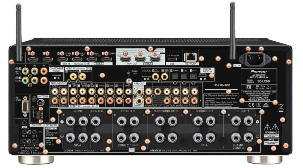 Pioneer SC-LX904
