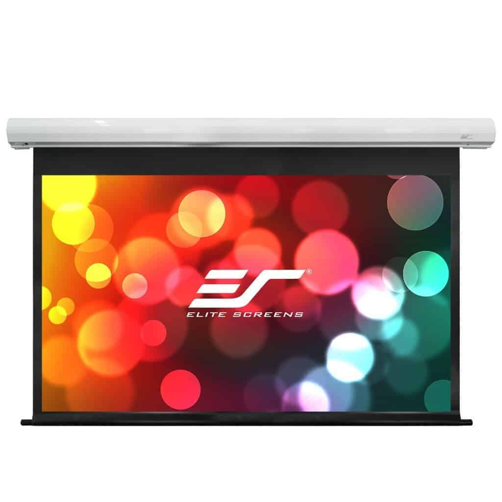 Elite Screens Saker Motorleinwand