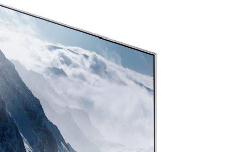 Samsung UE75KS8090T Rahmen
