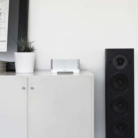 Sonos CONNECT:AMP-Szene