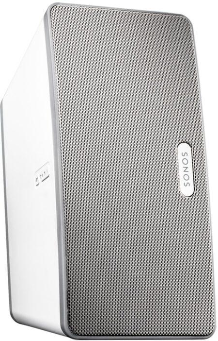 Sonos Play3 weiß stehend