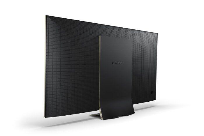 Sony ZD9 Back