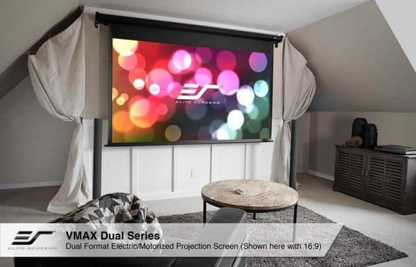 VMAX Dual screen