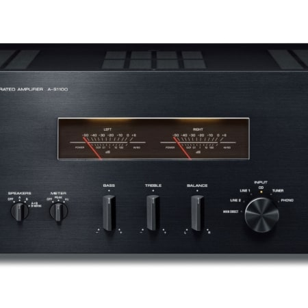 Yamaha A-S1100 schwarz