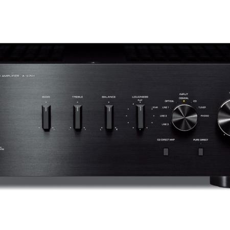 Yamaha A-S701 schwarz