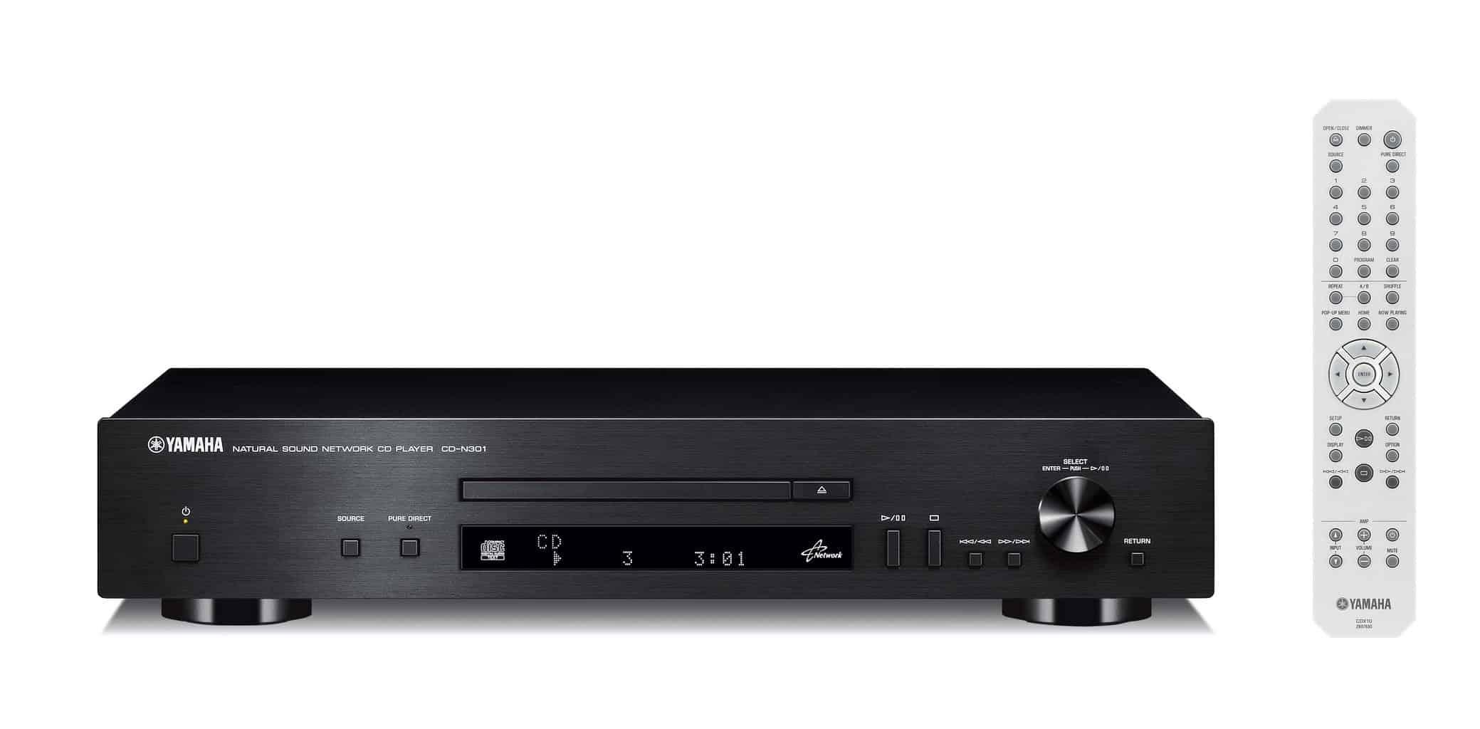 Yamaha CD-N301 schwarz