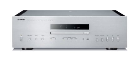 Yamaha CD-S2100 silber