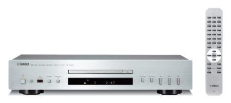 Yamaha CD-S300 silber