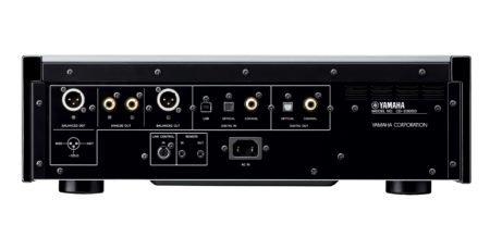 Yamaha CD-S3000 Rueckseite