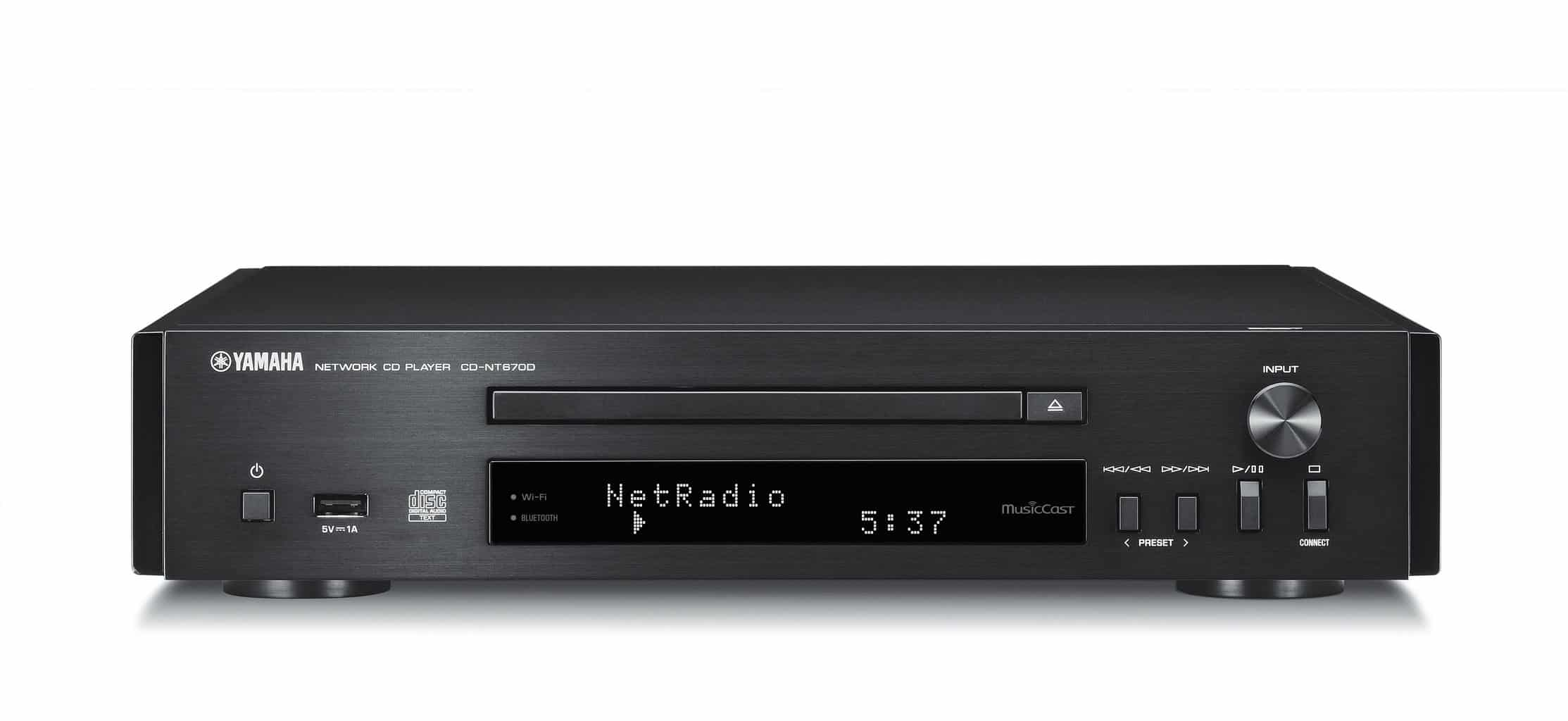 Yamaha Network Media Player