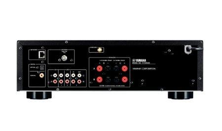 Yamaha MusicCast R-N402D Rueckseite
