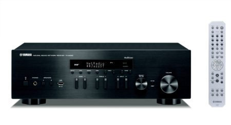 Yamaha MusicCast R-N402D schwarz