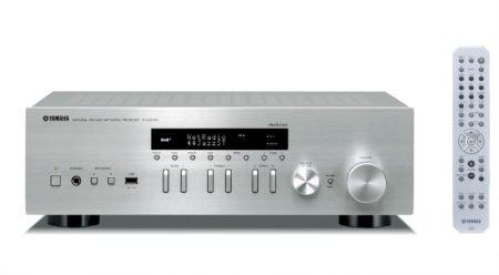 Yamaha MusicCast R-N402D silber