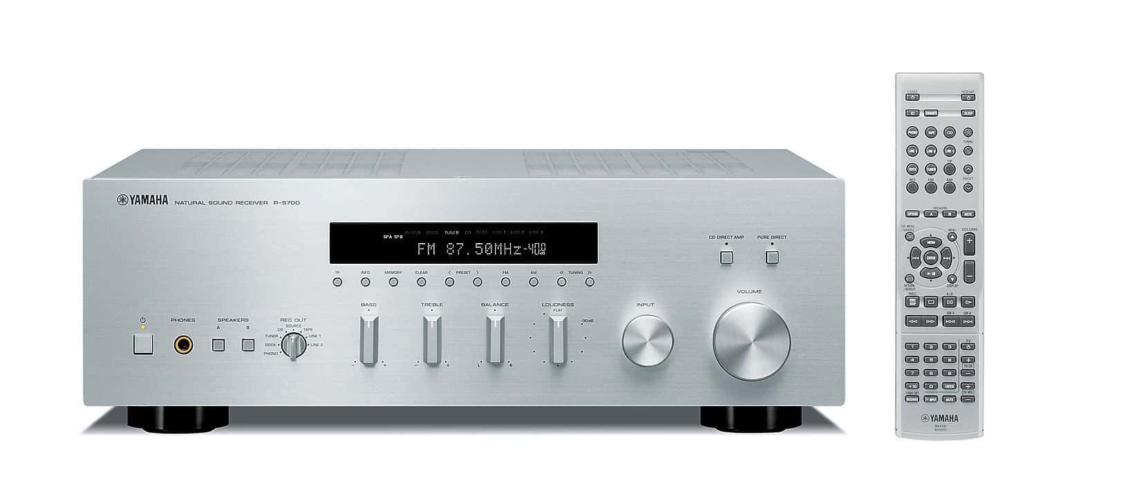Yamaha r s700 heimkinopartner for Yamaha r s700 receiver