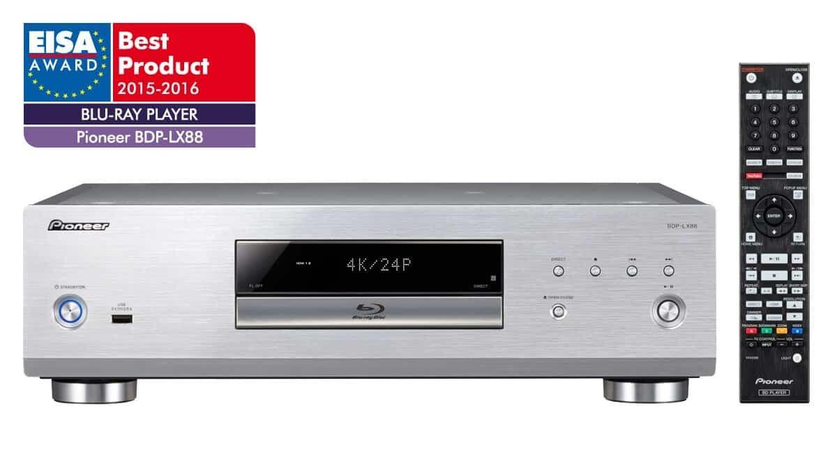 Pioneer BDP-LX88 Blu-Ray Player