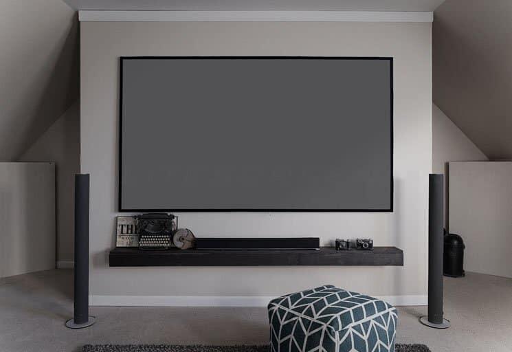 Elite Screens AEON Edge Free CineGrey 3D ISF