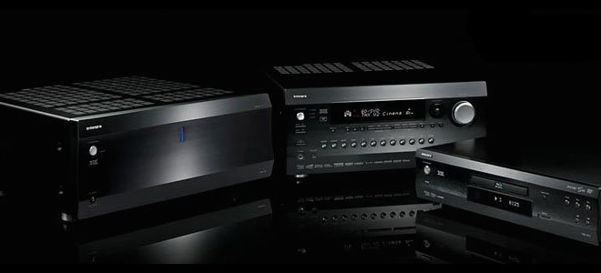 Integra A/V Receiver
