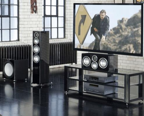 Monitor Audio Lautsprecher