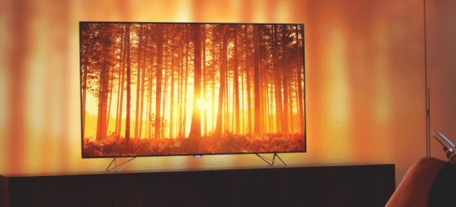 Philips TV Ambilight