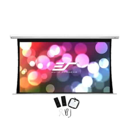 Elite Screens Saker Tension AcousticPro UHD