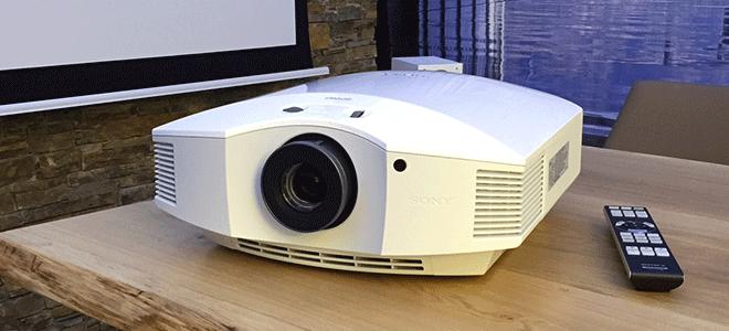 Sony Projektoren