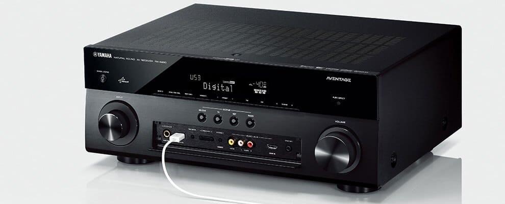 Yamaha A/V Receiver