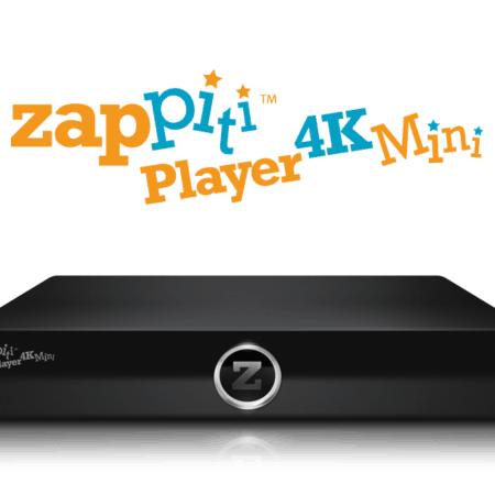 Zappiti Player 4K Min