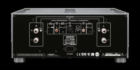 Onkyo M-5000R Rueckseite