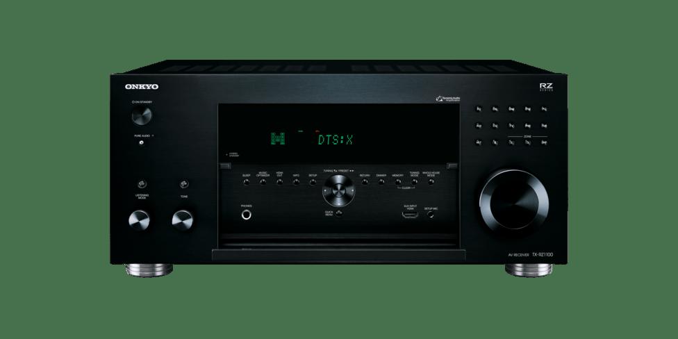 Onkyo TX-RZ1100 schwarz offen