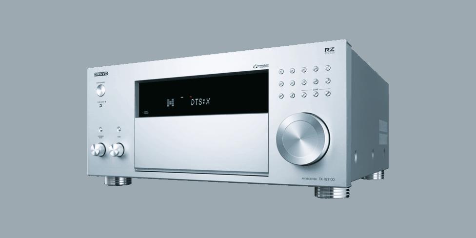 Onkyo TX-RZ1100 silber2