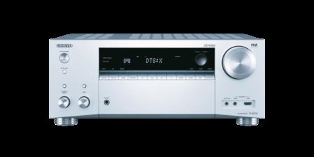 Onkyo TX-RZ710 silber
